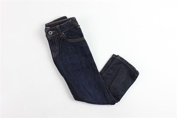 5 tasche EMPORIO ARMANI | Jeans | 6Z4J45BLUE