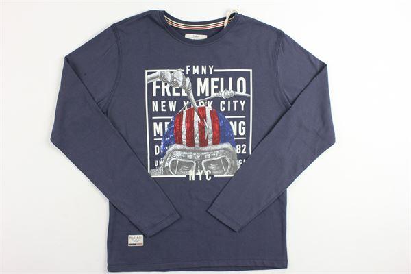 FRED MELLO |  | 012291BLUE