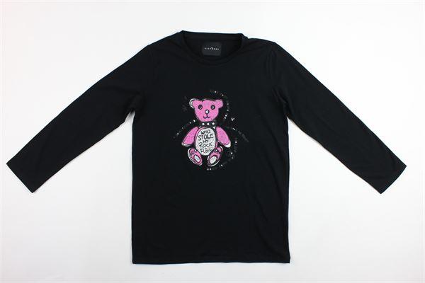 shirt m/lunga stampa orso JOHN RICHMOND   Shirts   RGA18069TSNERO