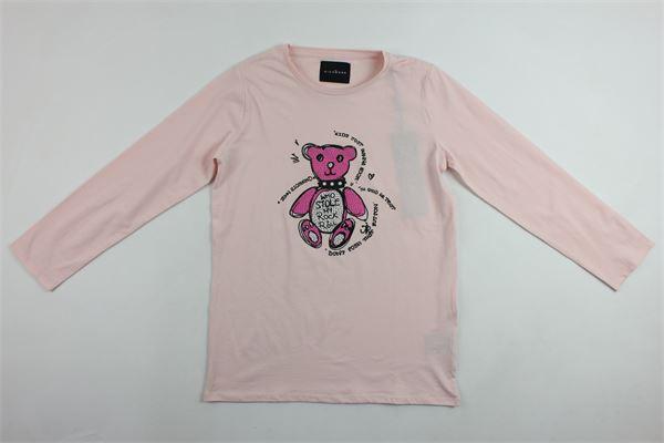 shirt m/lunga stampa orso JOHN RICHMOND | Shirts | RGA18069TSROSA