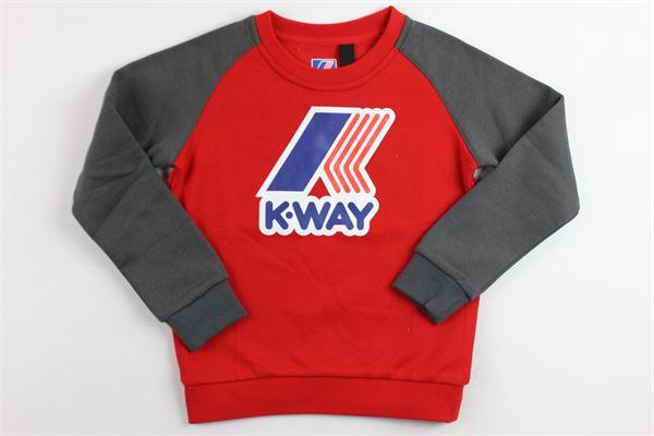 K-WAY |  | K009MI0ROSSO
