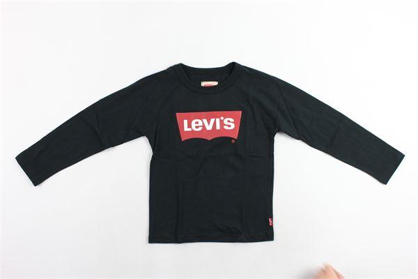 shirt m/l con stampa levi's LEVI'S | Shirts | NM10197NERO