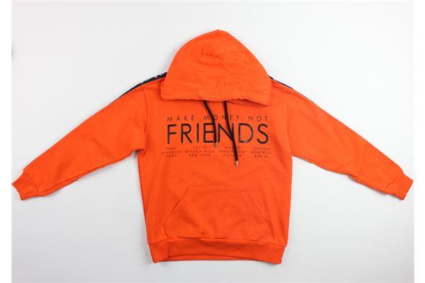 MAKE MONEY NOT FRIENDS      MB171009ARANCIONE
