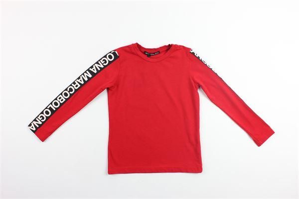 shirt m/lunga profili marco bologna MARCO BOLOGNA | Shirts | 2341M0099ROSSO