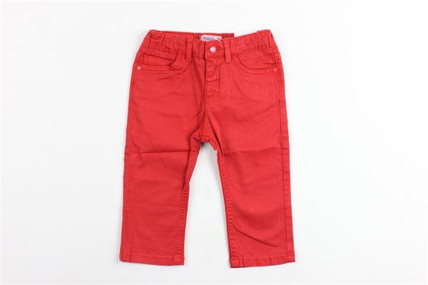 pantalone 5 tasche tinta unita MAYORAL | Pantaloni | 501ROSSO