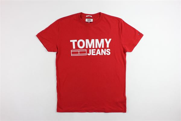 TOMMY JEANS |  | DM0DM04528ROSSO