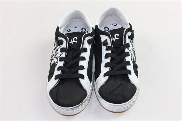 sneakers in camoscio tinta unita 2STAR | Scarpe | 2SB1323NERO