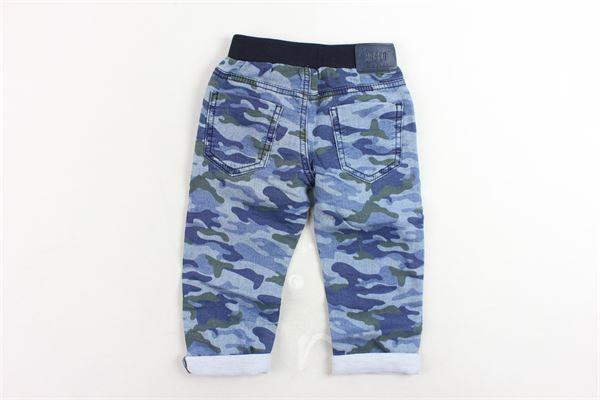 3 POMMES | Trousers | 22073/1BLU