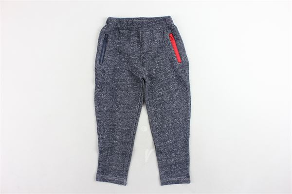 3 POMMES | Trousers | 23003/1BLU