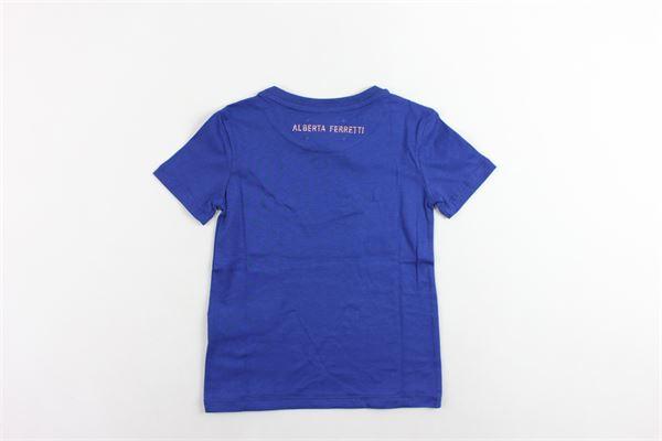 ALBERTA FERRETTI | T-shirts | 020316COBALTO