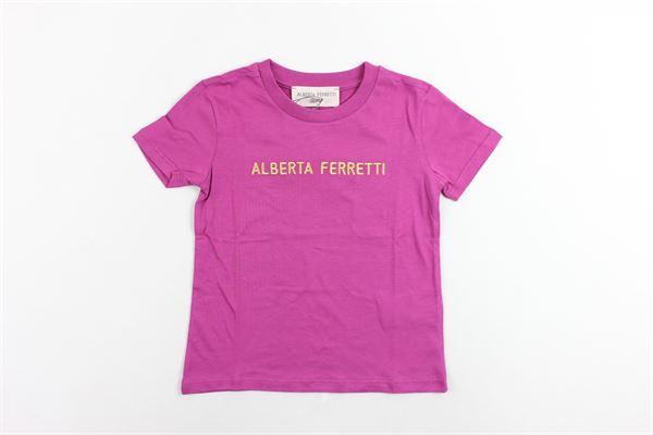 ALBERTA FERRETTI | T-shirts | 021229VIOLA