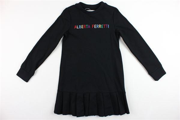 ALBERTA FERRETTI | Dress | 021925NERO