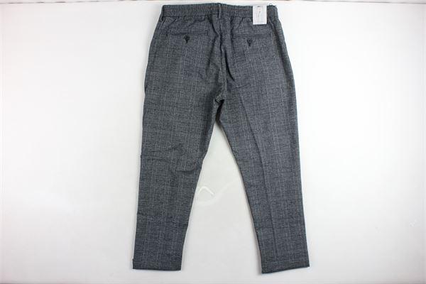 pantalone elastico stampa fantasia ANTONY MORATO | Pantaloni | TR00500F850208NERO
