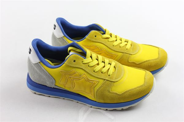 ATLANTIC STARS | Shoes | LYNXGG-83GIALLO
