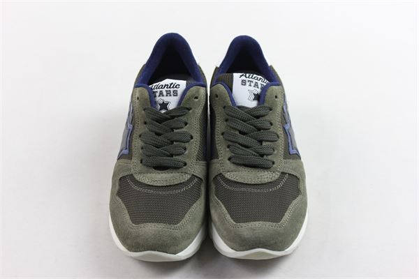 ATLANTIC STARS | Shoes | MERCURYMAB-09MILITARE644VERDE MILITARE