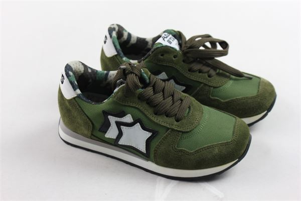ATLANTIC STARS | Shoes | MERCURYMIW-81VERDE MILITARE