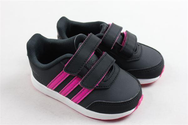 sneakers con strappi tinta unita Adidas | Scarpe | G25935NERO