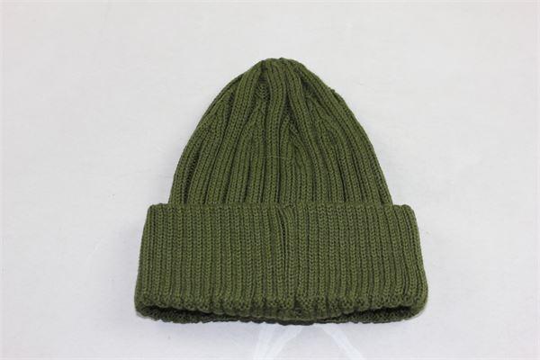cappello in lana tinta unita BARBARAS | Cappelli | CAPPELLOBARBARAS1VERDE