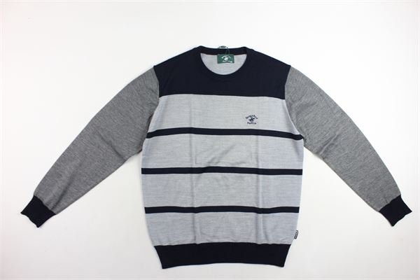 BEVERLY HILLS POLO CLUB | Jerseys | BHPC4450GRIGIO