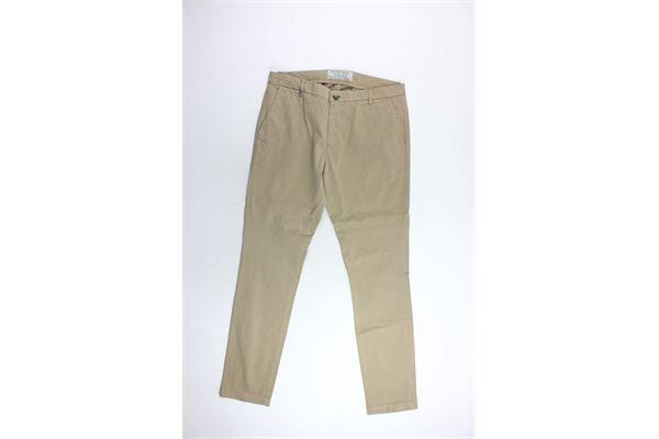 BEVERLY HILLS POLO CLUB | Trousers | BHPC4602BEIGE