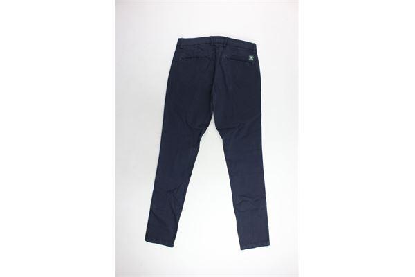 BEVERLY HILLS POLO CLUB | Trousers | BHPC4602BLU