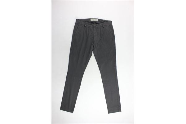 BEVERLY HILLS POLO CLUB | Trousers | BHPC4602GRIGIO