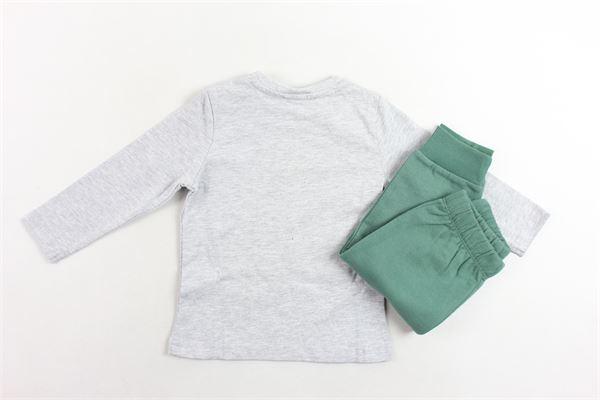 completo shirt cotone caldo più pantalone BIRBA | Completi | 999540280048BGRIGIO