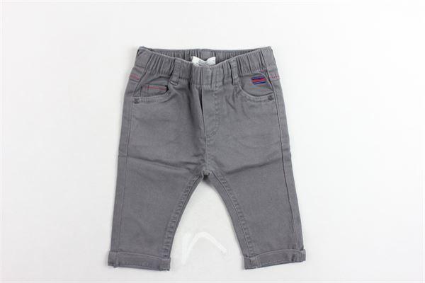 pantalone elastico in vita tinta unita BIRBA | Pantaloni | 999720100045CGRIGIO