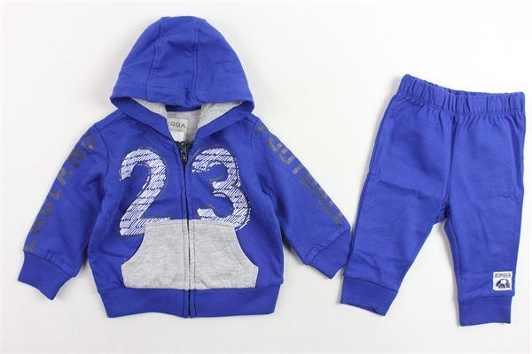 completo tuta  felpa con zip più pantalone BIRBA | Completi | 999790160070ECOBALTO