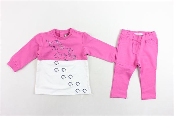 completo tuta felpa più pantalone BIRBA | Completi | 999790180056GFUCSIA