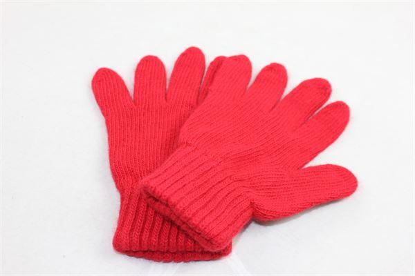 BLUMARINE | Gloves | 35GAV03ROSSO