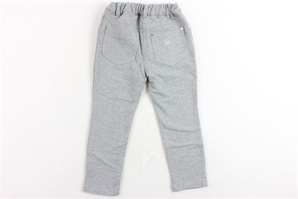 BLUMARINE | Trousers | 417PL08GRIGIO