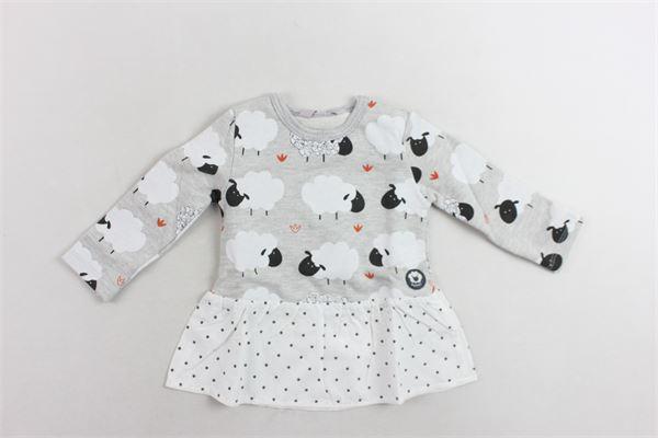 BOBOLI | Dress | 148104GRIGIO