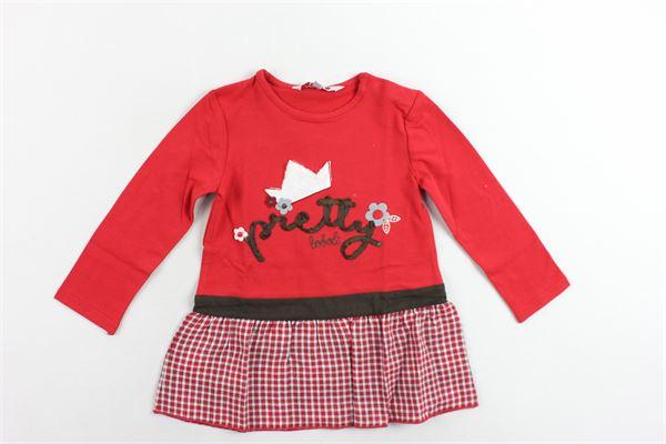 BOBOLI | Dress | 216133ROSSO