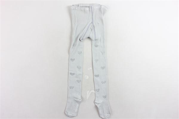 calze in lana con brillantini BOBOLI | Calze | 704337GRIGIO