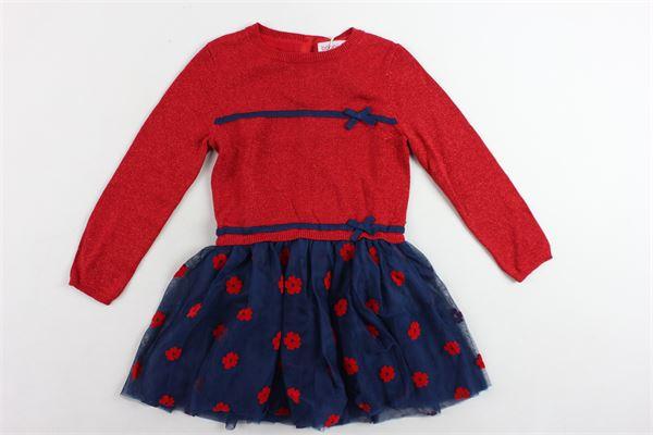 BOBOLI | Dress | 726162ROSSO
