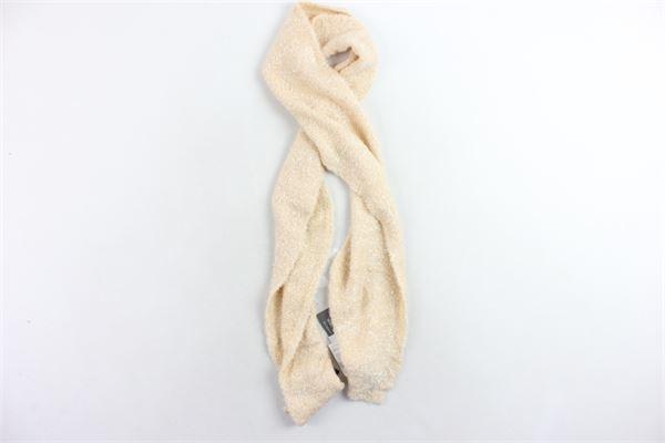 sciarpa tinta unita in lurex BOBOLI | Sciarpe | 726500BEIGE