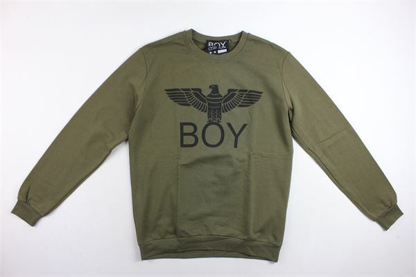 BOY LONDON |  | BL721VERDE MILITARE
