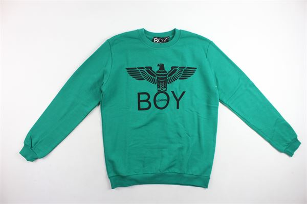 BOY LONDON | Sweatshits | BLU5001VERDEX