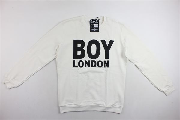 BOY LONDON | Sweatshits | BLU5012BIANCO