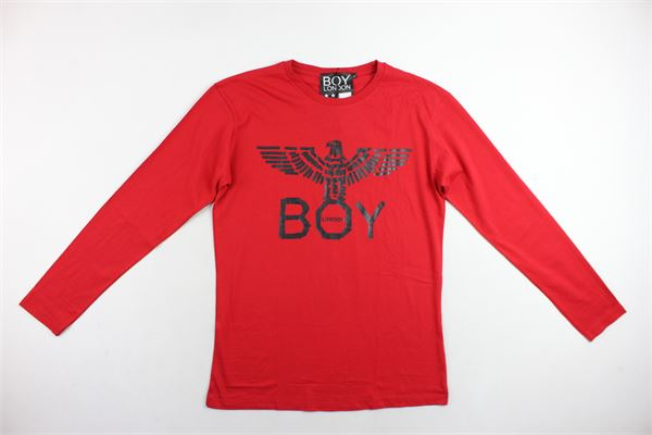 BOY LONDON |  | BLU5086ROSSO