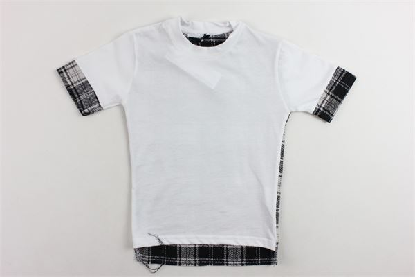 BRIAN RUSH | T-shirts | BG20BBIANCO