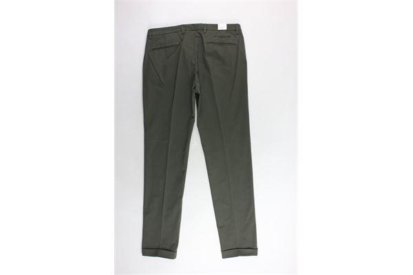 BRIGLIA | Trousers | BG07VERDE MILITARE