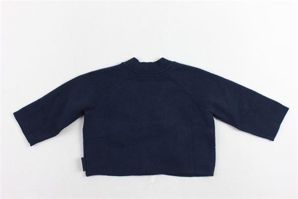 cardigan manica lunga tinta unita BURBERRY | Maglie | 8002157BLU