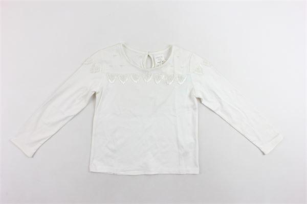 shirt manica lunga tinta unita CARRE'MENT BEAU | Shirts | 1Y15158BIANCO