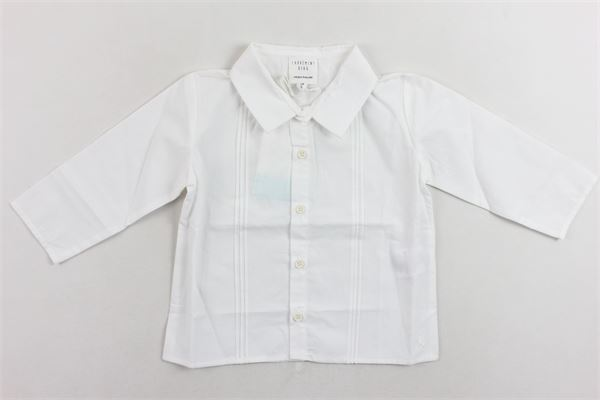 camicia manica lunga tinta unita CARRE'MENT BEAU | Camicie | 1Y95067.3BIANCO