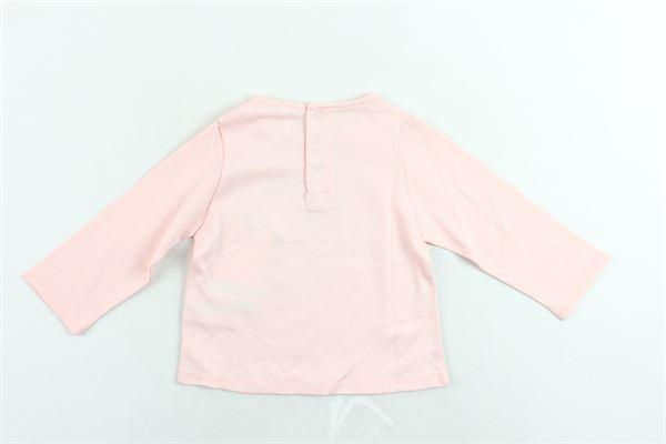 shirt manica lunga tinta unita con stampa CARRE'MENT BEAU | Shirts | Y05083/455ROSA