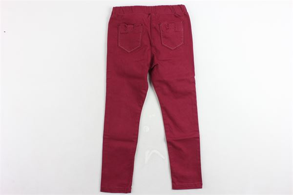 CARRE'MENT BEAU | Trousers | Y14075.2BORDEAU