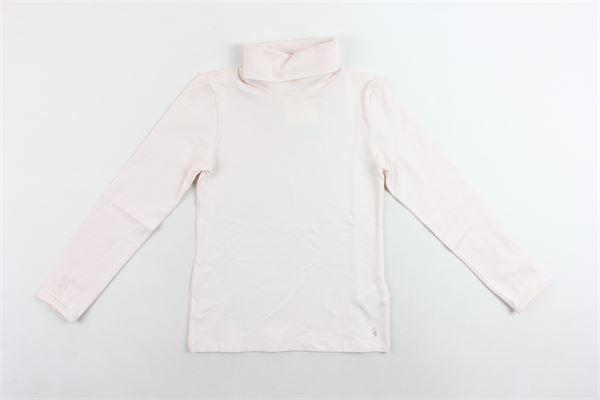lupetto collo alto cotone caldo tint unita CARRE'MENT BEAU | Shirts | Y15157/45LROSA
