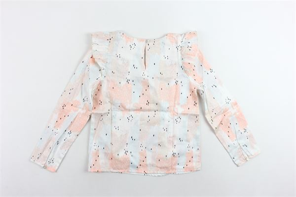 camicia manica lunga stampa fantasia CARRE'MENT BEAU | Camicie | Y15165ROSA